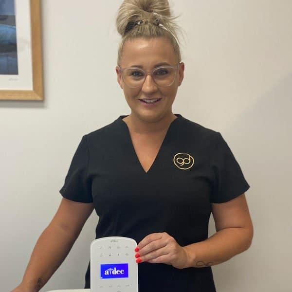 Carly Jones, Dental Assistant Newcastle NSW