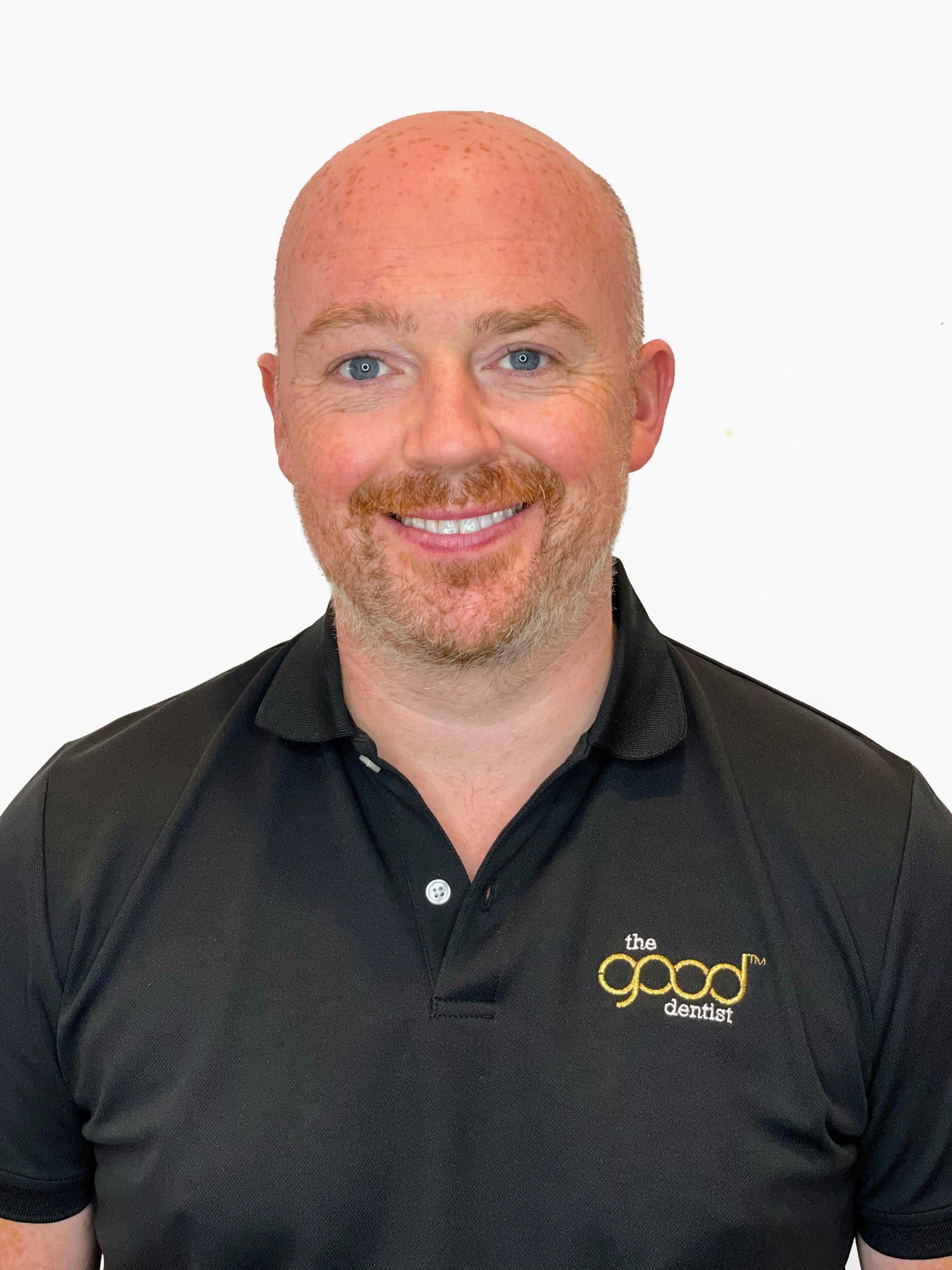 Dr Garreth McBride